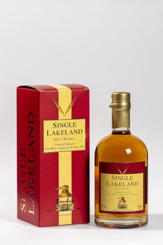 Single Lakeland Malt Whisky, Limited Edition, Port Wine Single Cask First Fill