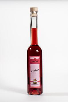 Himbeer-Likör - Liqueur de framboises