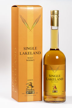 Single Lakeland Malt Whisky