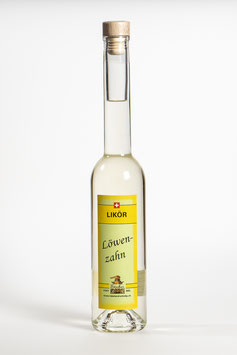 Löwenzahn-Likör - Liqueur de pissenlit