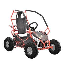 Hecht 54899 Rot Elektroauto