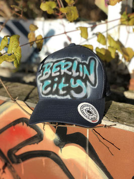 #edition12leroy #BerlinCity TRUCKERMESH FLEXFIT SIZE L-XL