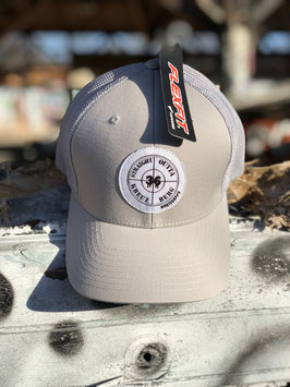 #edition1berlin LOGOCAP TRUCKERMESH FLEXFIT S-M & L-XL grey