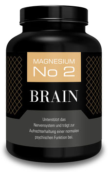 MAGNESIUM No 2 BRAIN