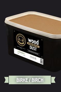 Wood Smoking Dust / Birke / 5,5 Liter