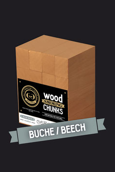 16 Wood Smoking Chunks / Buche