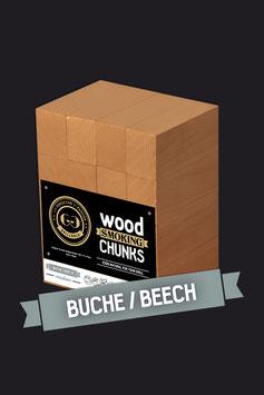 16 Wood Smoking Chunks / Buche