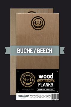 2 Wood Grilling Planks / Buche