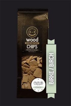 Wood Smoking Chips / Birke