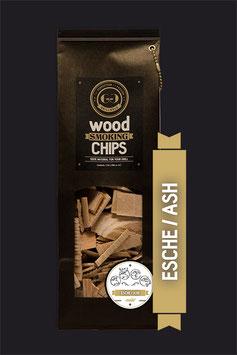 Wood Smoking Chips / Esche
