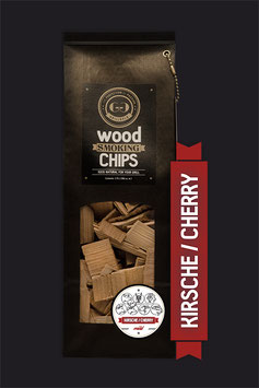 Wood Smoking Chips / Kirsche