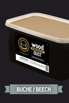 Wood Smoking Dust / Buche / 5,5 Liter