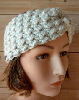 Headband torsadé Edelweiss