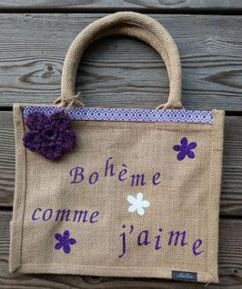 Petit sac Bohème comme j'aime