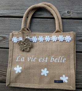 Petit sac La vie est belle