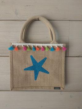 Petit sac Etoile bleue