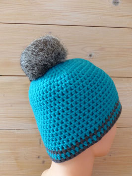 Bonnet Turquoise