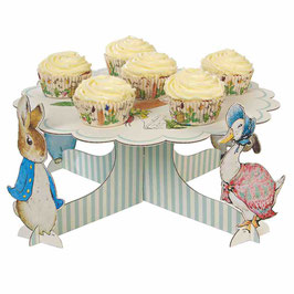 Stand Cupcakes Peter Rabbit