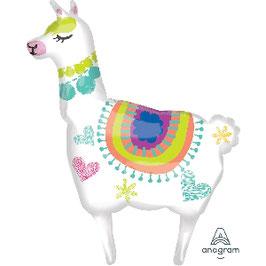 Globo Llama Foil