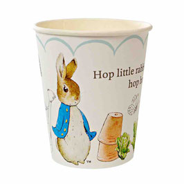 VASOS PETER RABBIT / 12 UDS.