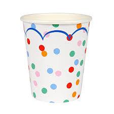 Vasos de Cartón Toot Sweet / 8 Uds.