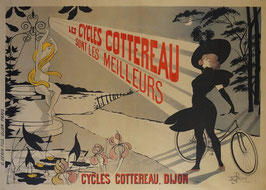 c1930s Cycles Cottereau, Dijon
