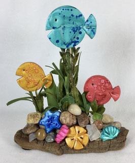 Fun Fish Sculpture