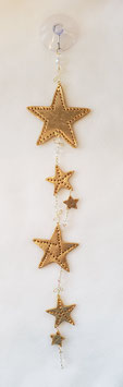 Delicate Sparkly Star Sun Catcher
