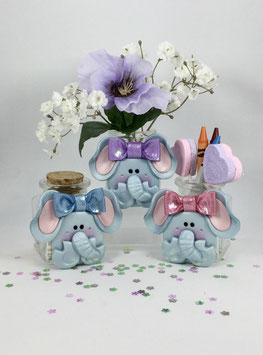 CUTIE ELEPHANT JAR