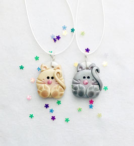 CUTIE CAT PENDANTS