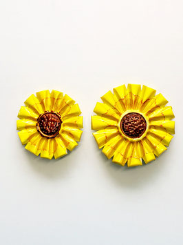 Sunflower Pins