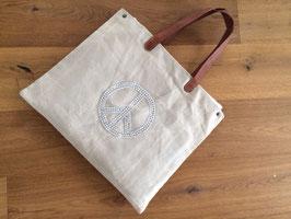 Tasche mit Peace-Zeichen