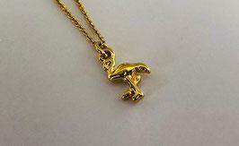 Halskette mit Flamingo