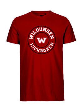 """Männer T-Shirt """"Kickboxen"""""""