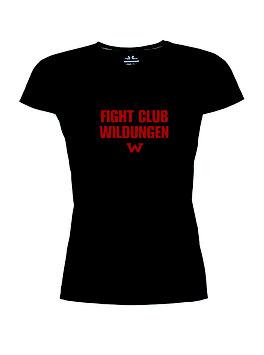 "Ladies CoolDry-Shirt ""Fight Club"""