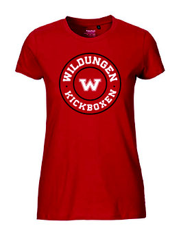 "Frauen T-Shirt ""Kickboxen"""