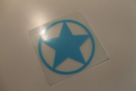 Stern im Kreis