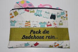 Nasse-Badesachen-Tasche