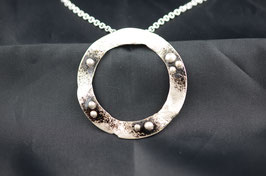 Hanger 'Lava' cirkel