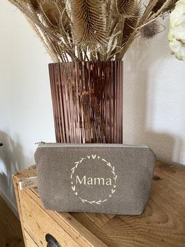 ,,MAMA'' Mocca/Gold /Klein