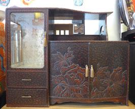 TEBORI KAZARI DANA/ 手彫り飾り棚