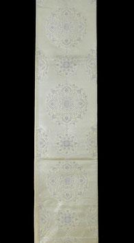 FUKURO OBI mit Silberfaden 銀糸袋帯