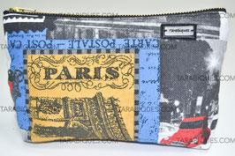 """Neceser """"París Postal"""""""