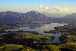 Forggensee Tour