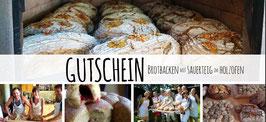 Gutschein Brotbackkurse
