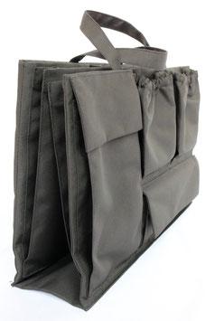 lilibell diaper bag - black