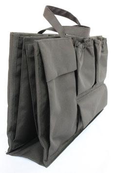 lilibell Wickeltasche - bag in bag schwarz
