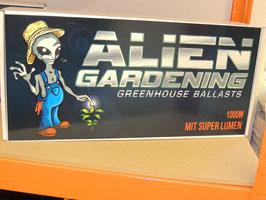 Aliens Gardening 1000w Digitales vorschallgerät