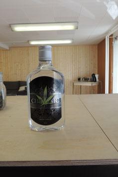Hanf Vodka weiss