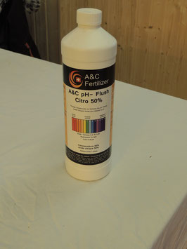 A&C pH Flush Citro 50%